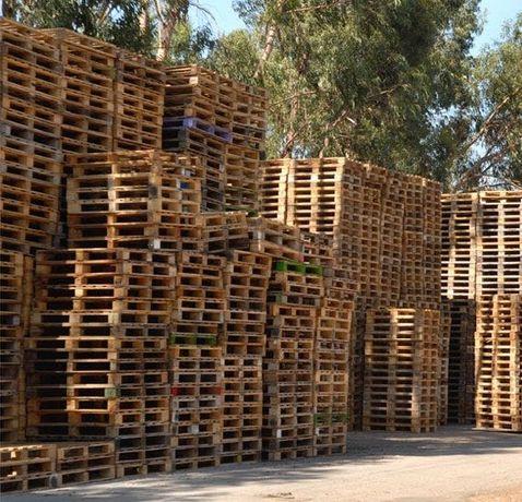 Paletes pallet de madeira