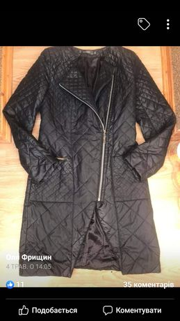 Пальто осеннее р.44-46