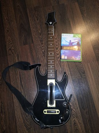 Gitara bezprzewodowa - kontroler - bez adaptera