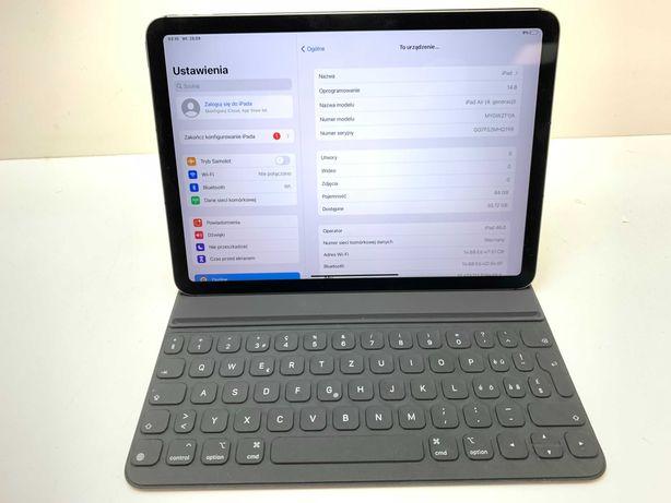 "Tablet Apple iPad Air 4 10,9"" Cellular 64GB + Etui z klawiaturą"