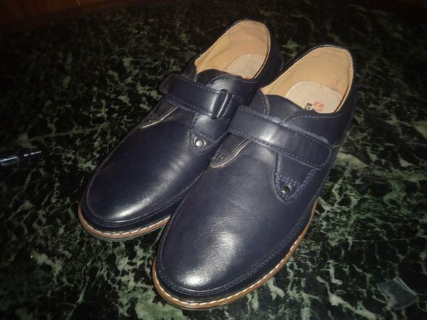 Туфлі дитячі дермантинови