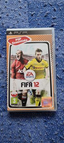 Gra Fifa 12 na PSP