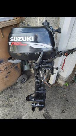 Suzuki 4 hp 4 suw