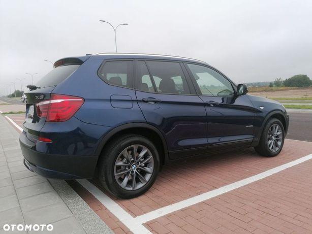 BMW X3 Panorama/Skóra/Elektryka / 2.0l 245KM/ Okazja