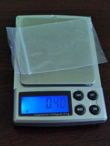 Весы Ювелирные Аптечные точный вес 0,01-500 г