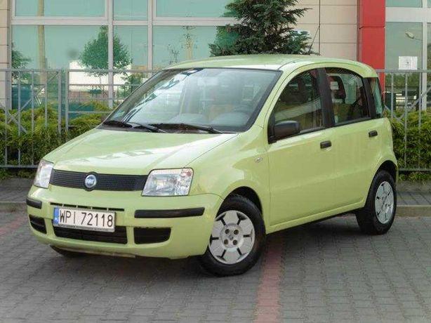 Fiat Panda # 1.1 Benzyna # 2005 # KLIMA Sprawna # Zarej w PL