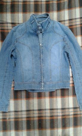 Джинсовая курточка куртка Mexx