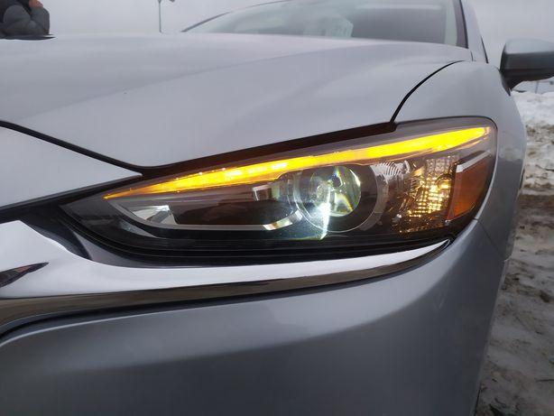 Фари оптика Mazda 6 GL,2018,,,
