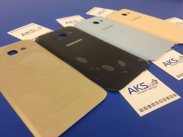 Задняя крышка для Samsung A320F / A520F / A720F Galaxy A3 A5 A7 2017
