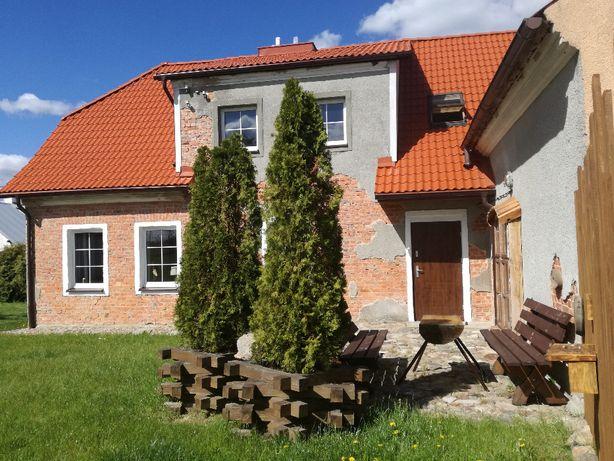 Komfortowy dom na wsi.
