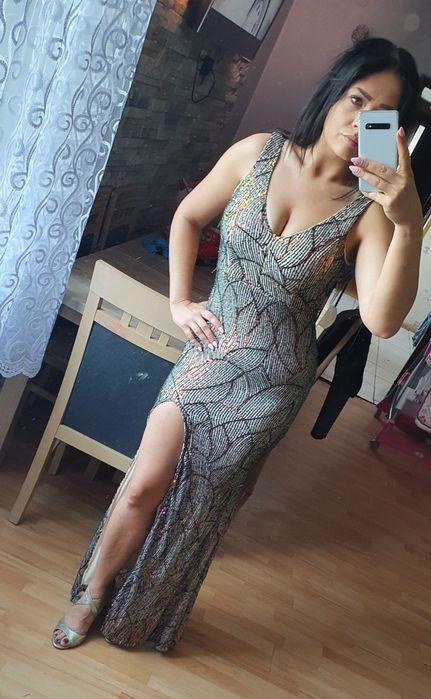 Piekna sukienka syrena , zapraszam  ;) Żuromin - image 1