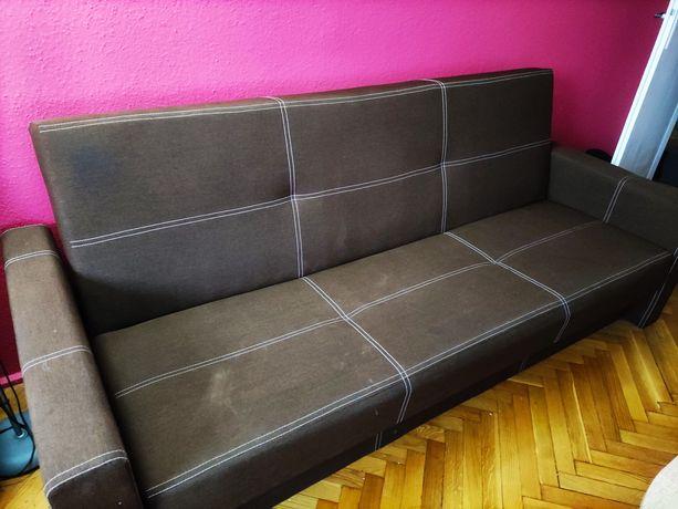 Kanapa sofa wersalka - za darmo PILNE