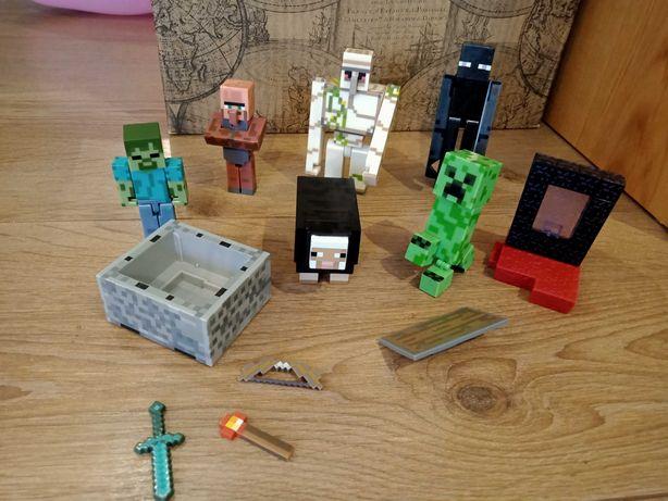 Zabawki Minecraft oryginalne