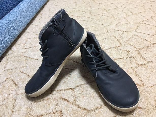 Кеды кросовки туфли для мальчика на шнурках 33 р