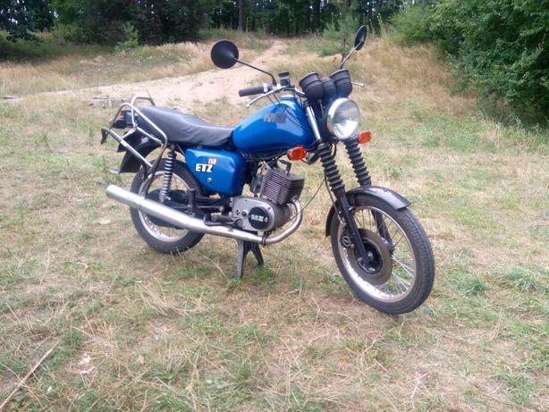 MZ ETZ 150. 1990 r.