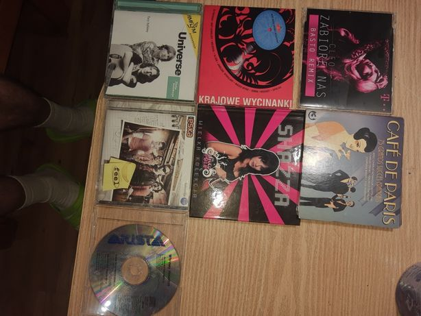 Płyty CD ( bez CLEO)
