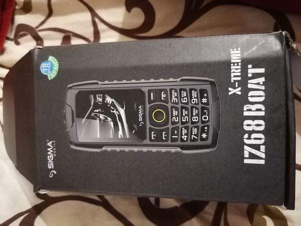 Мобильный телефон SIGMA новый