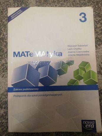 Matematyka podstawowa 3 Nowa era