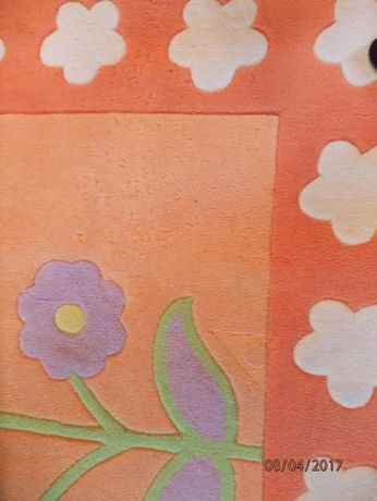 Dywan 190 x 290 cm FUN ciepły i przyjemny - kolorowy