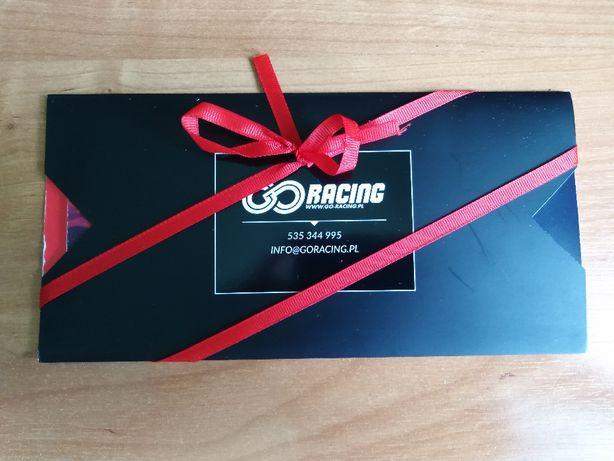 Karta podarunkowa Go-Racing wartość 200 zł