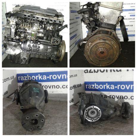 Мерседес Mercedes W202 2.5TD OM605.960 двигатель двигун мотор редуктор