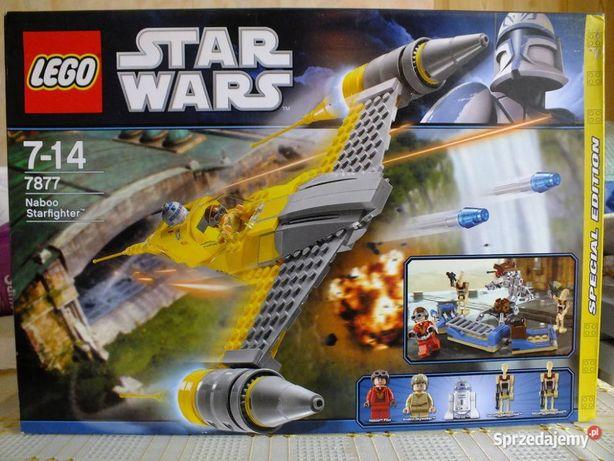 Zestaw lego star wars nr. katalogowy 7877