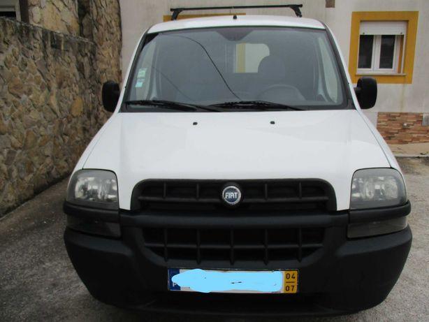 Fiat doblo 1900 ano 2004  / 75 cv