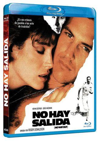 No Hay Salida/Alta Traição(Blu-Ray)-Importado