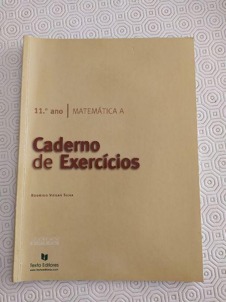 Matemática A 11º ano - Caderno de exercícios