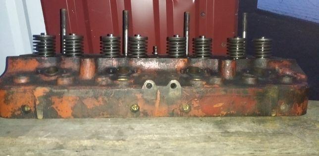 Головка блока цилиндров на ЮМЗ д65