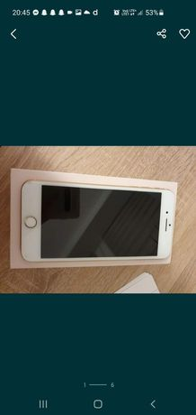Sprzedam telefon IPhone 8 plus Rose gold 64 gb.