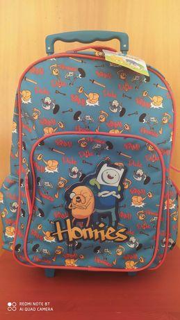 Troley Adventure Time portes incluídos
