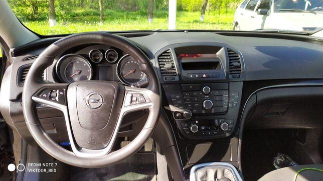 Opel insignia 2.0