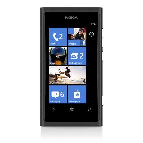Телефон сенсорный Nokia Lumia 800 (Windows)