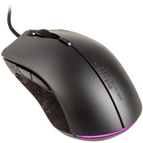 rato Asus rog strix evolve rato gaming ambidestro