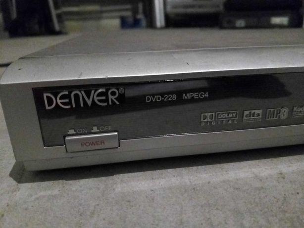 Leitor de DVDs Denver DVD-228