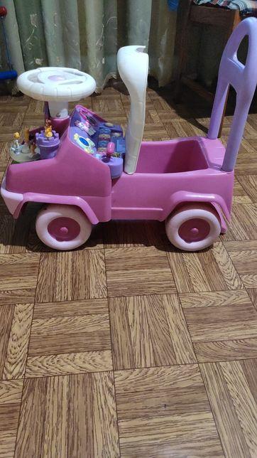 Машина для принцеси