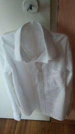 Koszula biała, rozm. 158