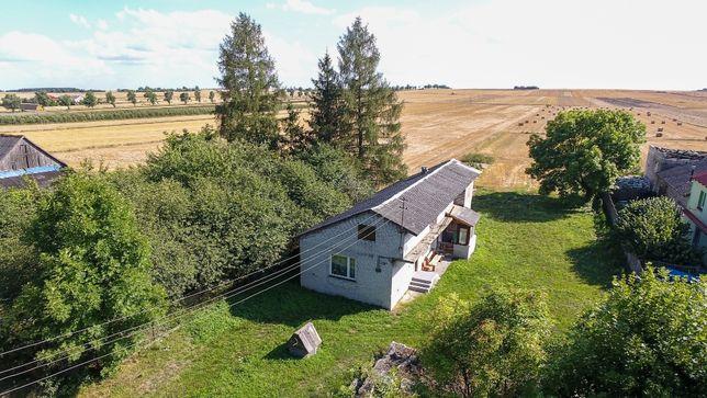 Agroturystyka Rakoszyn 18A - wakacyjny domek na wsi do wynajęcia