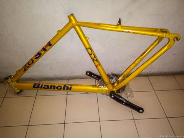 Vendo Bicicleta Bainchi XC311