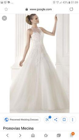 Suknia ślubna Pronovias Mecina