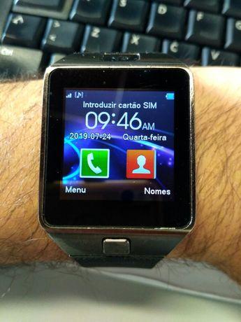 Smartwatch Bluetooth novo