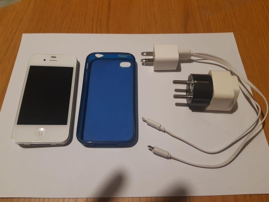 iphone 4 uszkodzona bateria Turek - image 1