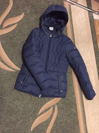 emporio armani ea7 куртка женская стеганая