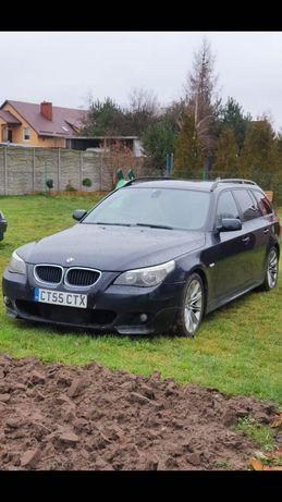 BMW części e60/e 61 525d m pakiet