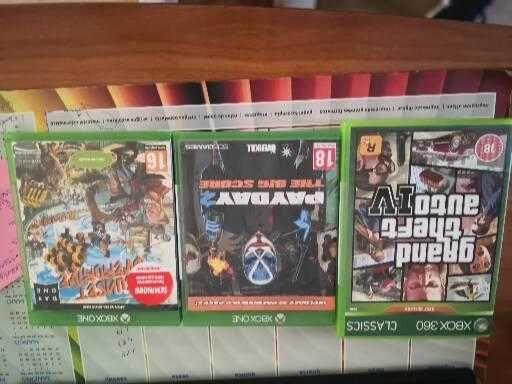 Jogos Xbox one ou 360