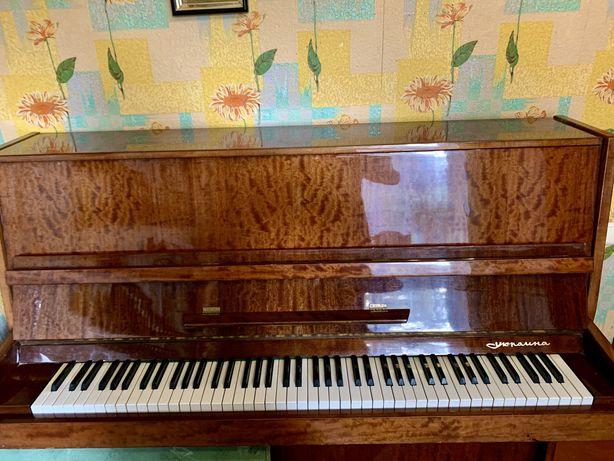 Пианино «УКРАИНА «