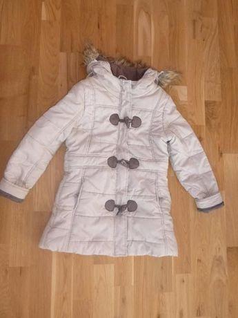 Kurtka zimowa Cool Club/płaszczyk dla dziewczynki 134
