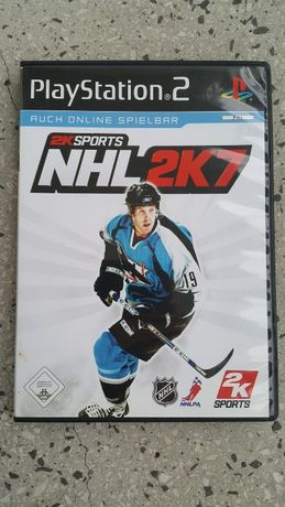 Gra PlayStation 2 2K Sports NHL 2K7 - wersja niemiecka
