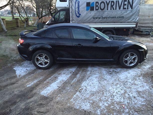 Mazda rx8 w całości lub na części